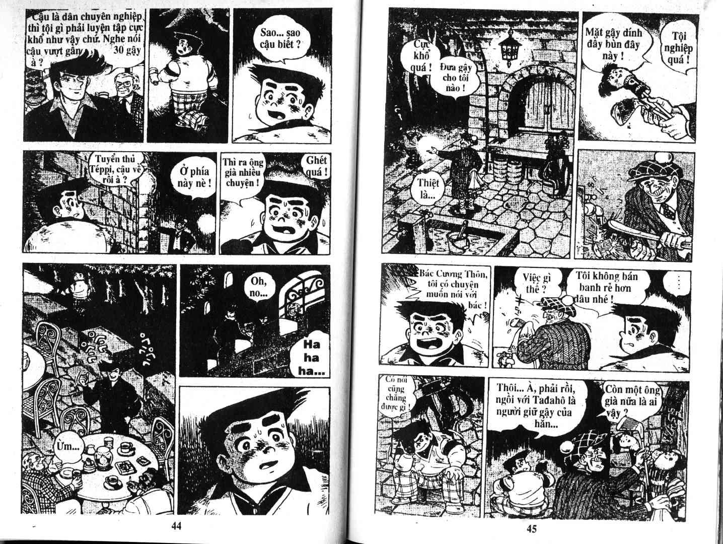 Ashita Tenki ni Naare chapter 50 trang 21
