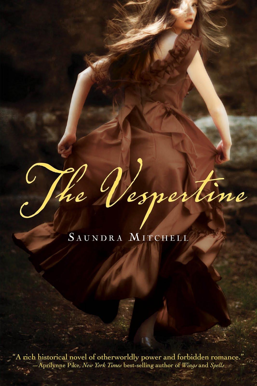 The vespertine – Saundra Mitchell
