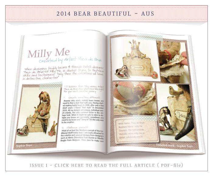 Bear Beautiful Magazine