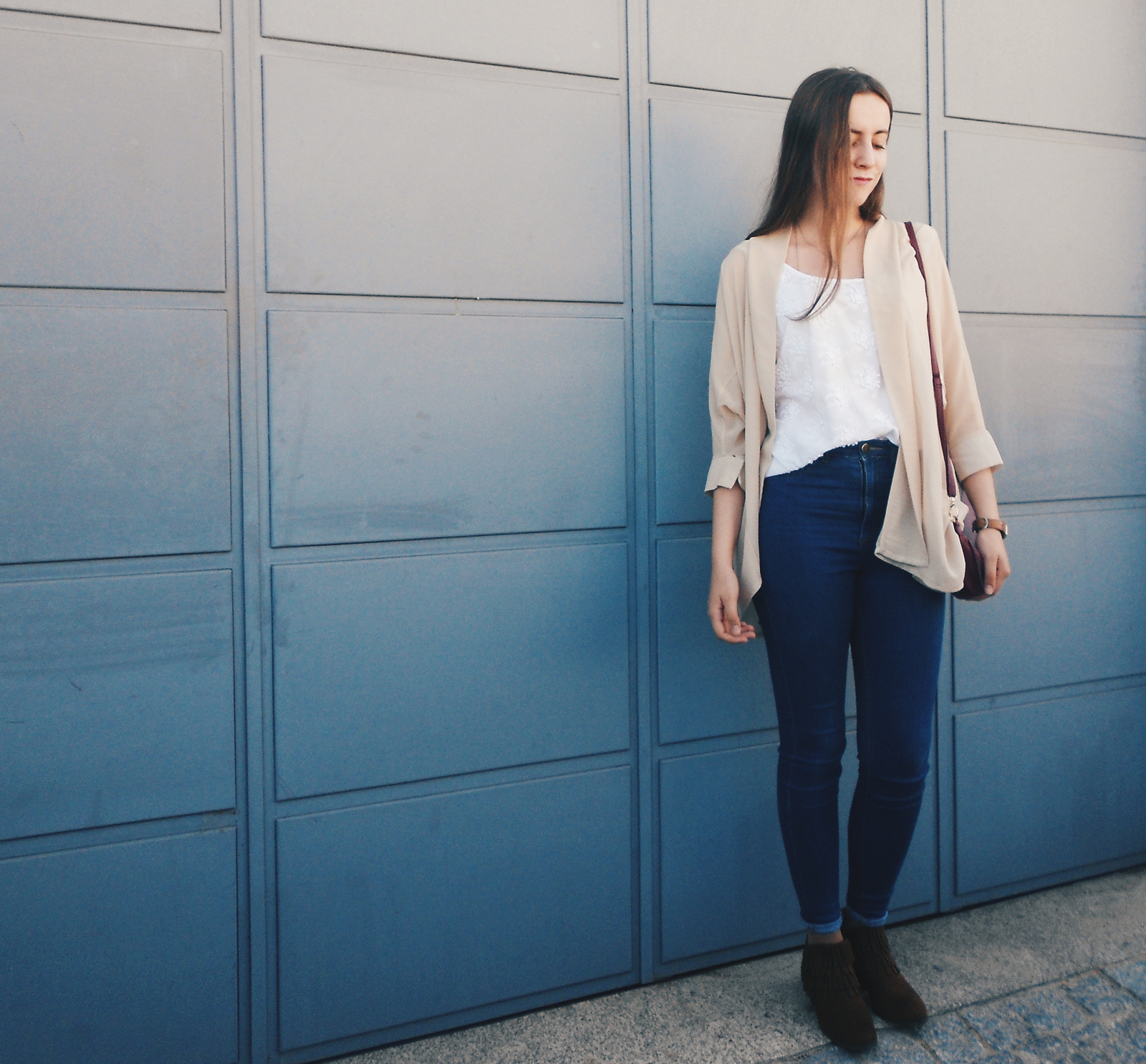 outfit | Fringed boots for summer