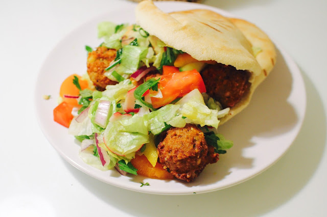Finjan | Antwerp best falafel pitta