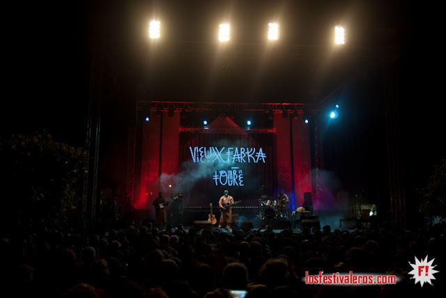 FMM Sines 2018 en Porto Covo, PT / Vieux Farka Touré