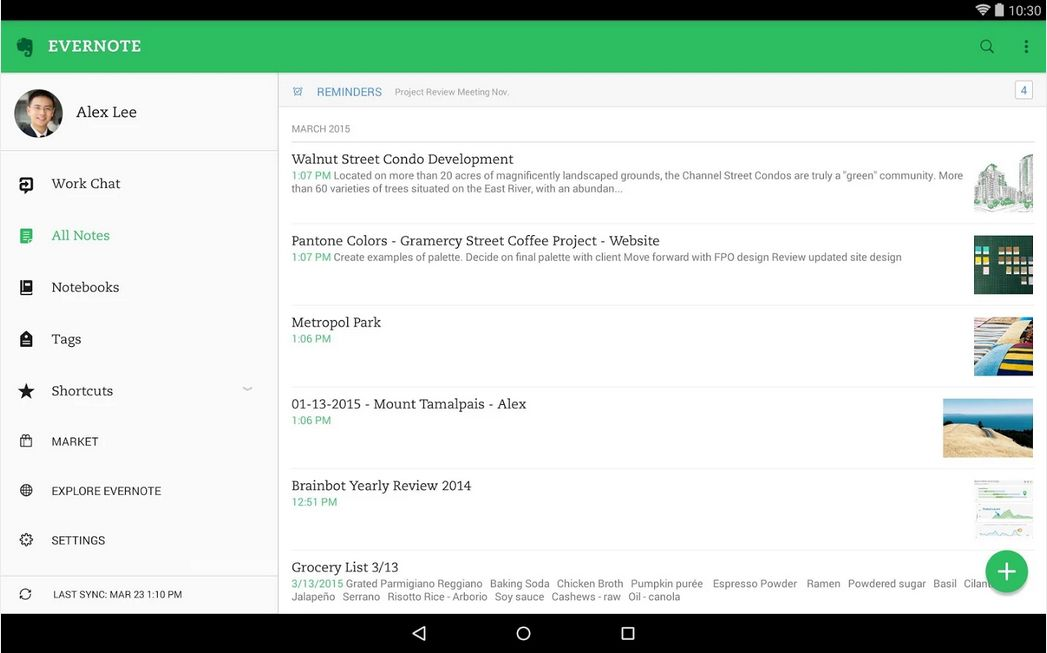 Evernote Apk For Android
