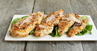 Crispy Cheesy Buttermilk Chicken