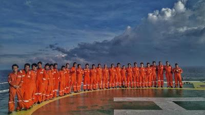 Foto di Helipad Lapangan Echo PHE ONWJ