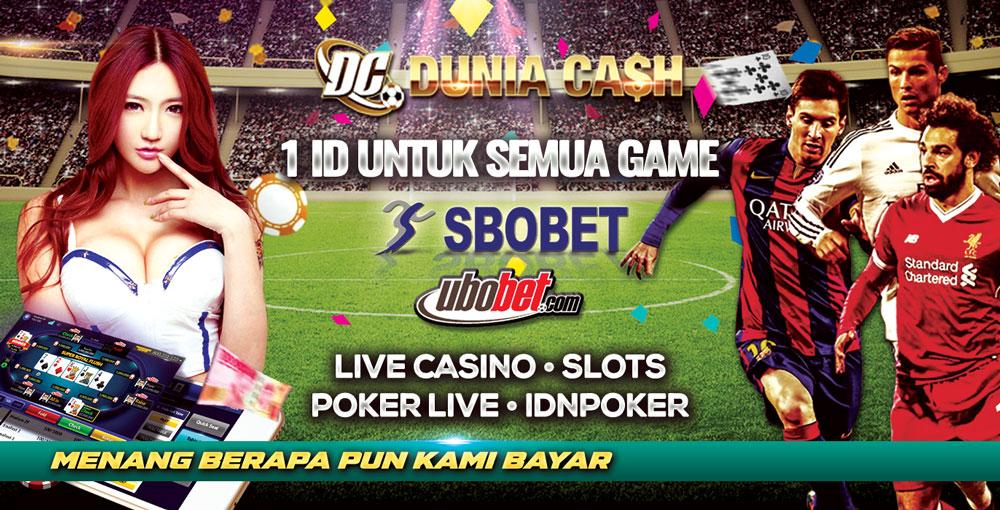 Welcome To Dunicash Situs Judi Bola Online Terbaik Di Indonesia