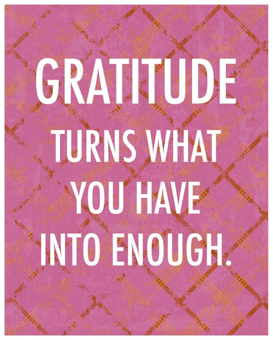 Inspirational Quotes About Gratitude: Inspirational Picture Quotes...: Gratitude