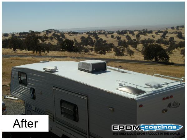 Roof Coatings For Travel Trailer