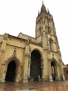 Catedral; Oviedo; Uviéu; Asturias