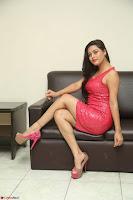 Shipra Gaur in Pink Short Micro Mini Tight Dress ~  Exclusive 038.JPG