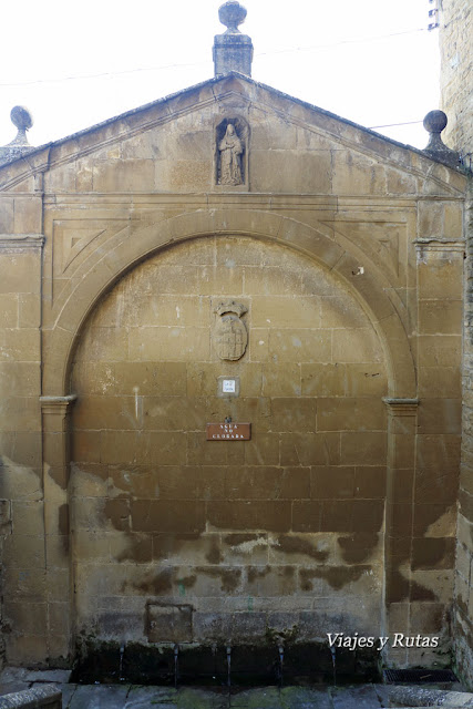 Fuente vieja de Sádaba, Zaragoza