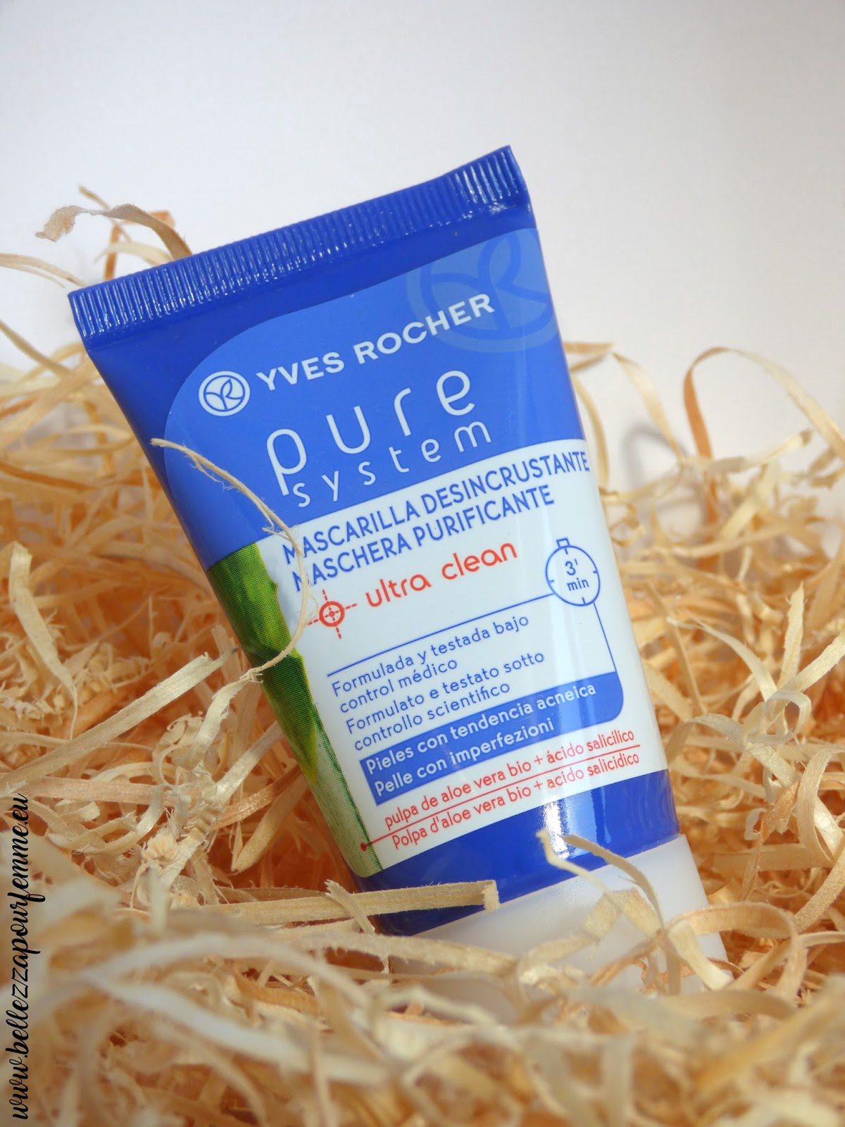 Maschera Purificante - Ultra Clean Yves Rocher