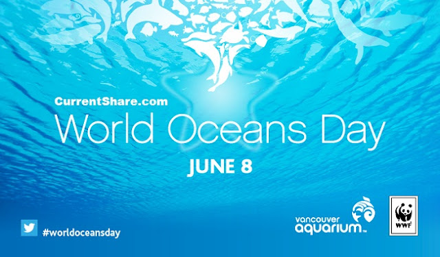 World Ocean Day Wallpaper