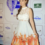 Evelyn Sharma Hot Photos In White Transparent Dress