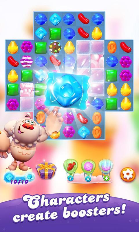 Candy Crush Friends Saga MOD APK Unlimited Money