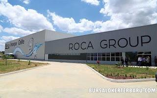 Lowongan Kerja Terbaru di Tangerang : PT Roca Indonesia Industry
