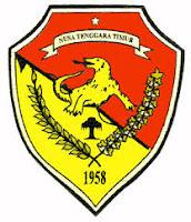 Lambang / logo propinsi Nusa Tenggara Timur (NTT)