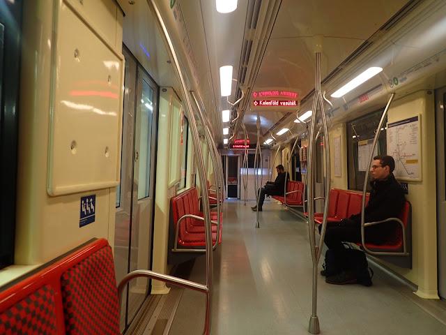 Czwarta (zielona) linia metra w Budapeszcie
