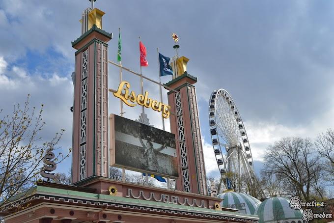 Liseberg - największy park rozrywki w Szwecji