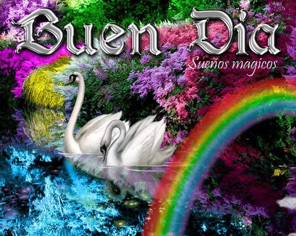 arcoiris Buen Día