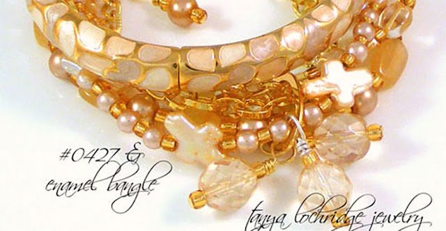 Tanya Lochridge Jewelry bracelets and Joan Rivers