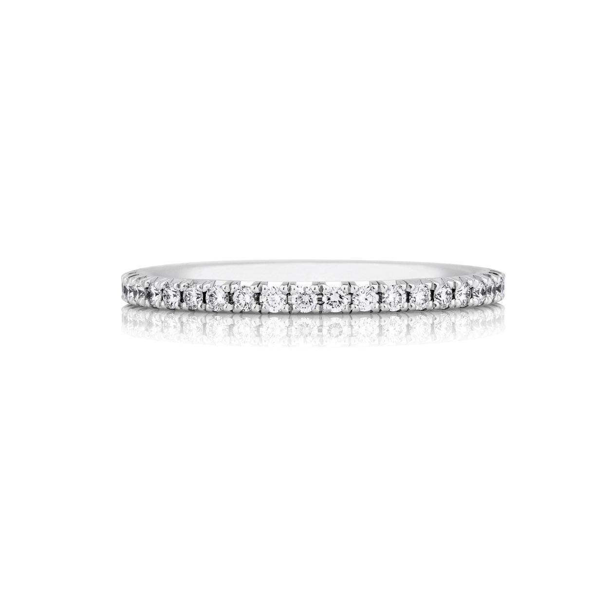 Platinum Eternity Wedding Ring By Jewelove