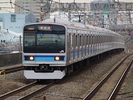 東京メトロ東西線 津田沼行き6 E231系800番台