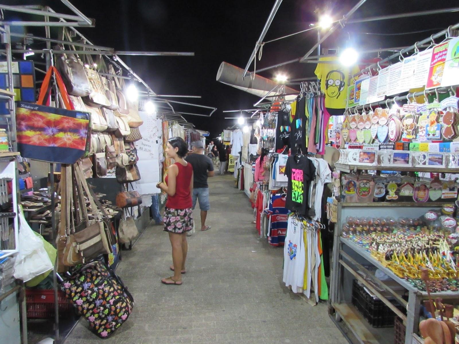 Artesanato Com Garrafa Pet Passo A Passo ~ Tem que ir Feiras, compras e artesanatos em Fortaleza