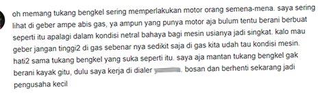 Service Motor Haruskah Di Gas Kencang, Baca Ini Dulu!