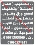 موقع عرب بريك وظائف وسيط الاسكندرية