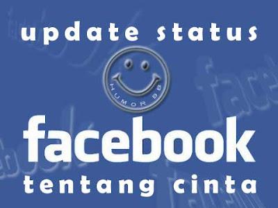 Status Cinta Facebook