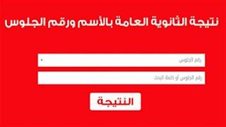 الرابط المباشر لنتيجة الثانوية العامة 2019 مصر