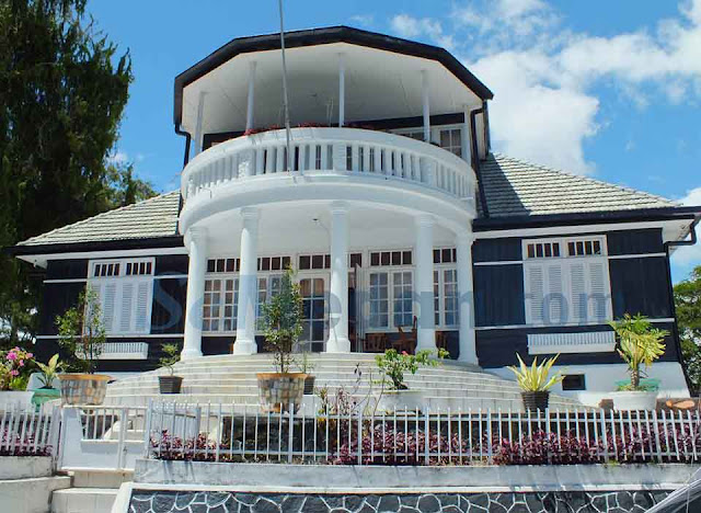 Rumah Pengasingan Soekarno di Parapat