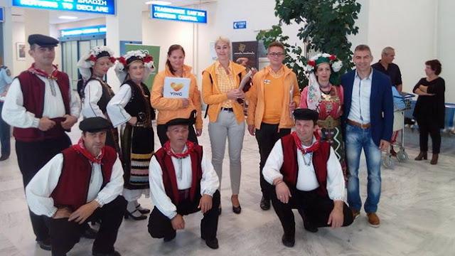 Η Καβάλα υποδέχθηκε τις πρώτες πτήσεις από Σουηδία και Φινλανδία