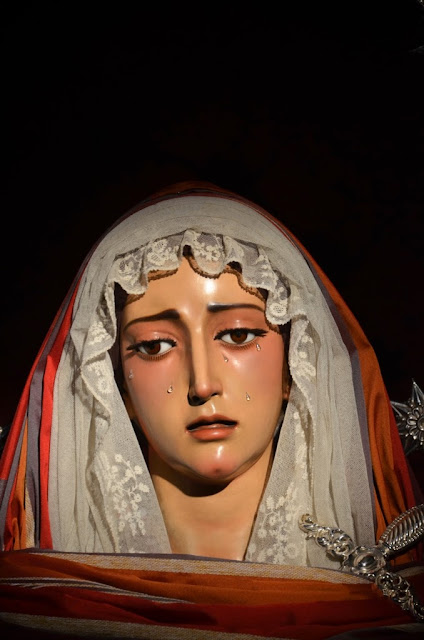 María Santísima del Rosario - Sevilla