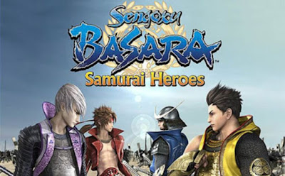 Sengoku Basara: Samurai Heroes cover