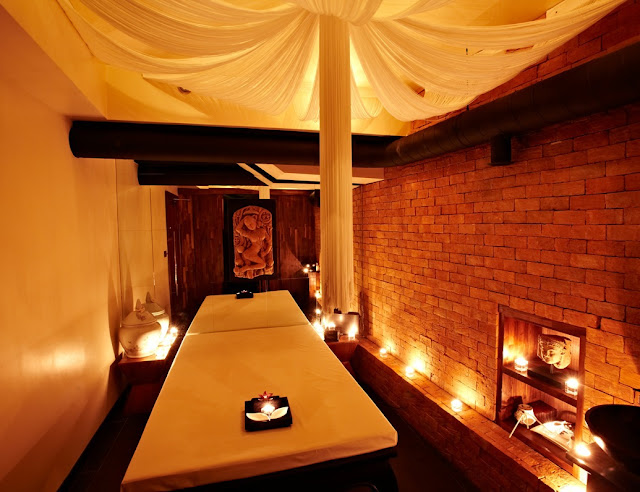 Stylish Home Design Ideas: Massage Therapy Room Design