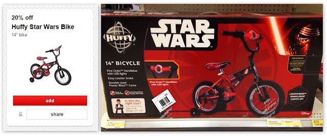 9700bbfaa29 Huffy Star Wars The Force Awakens Kylo Ren 14