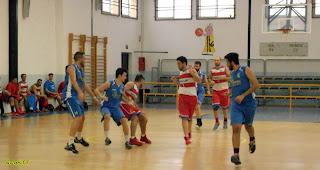 El CB Andújar lidera y domina en el grupo B de la Provincial Masculina