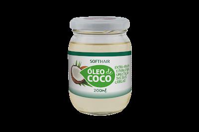 Óleo de coco Soft Hair nutrição e definição dos cachos manual dos cachos