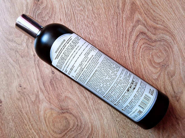 Przepisy Babci Agafii - Tradycyjny syberyjski szampon do włosów Nº 2 na brzozowym propolisie – regenerujący, opis opakowania