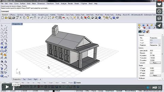computational environmental and energy design modeling a simple building rhino 5 for sketchup SketchUp Demo SketchUp Demo