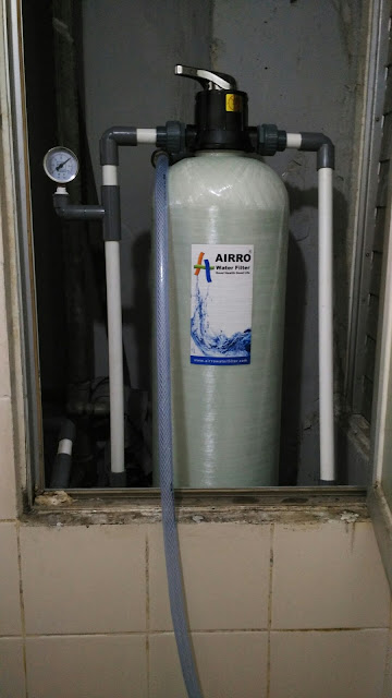 Filter Air Apartemen