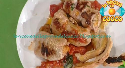 Falso magro di vitello con pick pack di pomodori ricetta Piparo da Prova del Cuoco