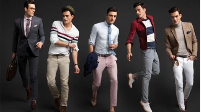 mengalami peningkatan dari jaman ke jaman Trend Fashion Pria 2017 Terbaru Yang Menarik, Berkelas dan Elegan