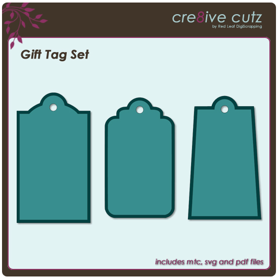 Cre8ive Cutz - 3D SVG Cutting Files for Electronic Cutting Machines