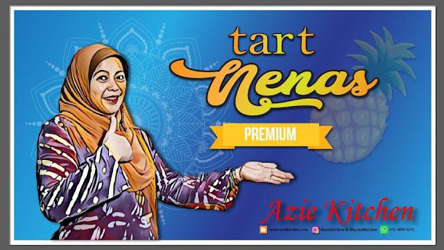 Tart Nenas Premium Azie Kitchen