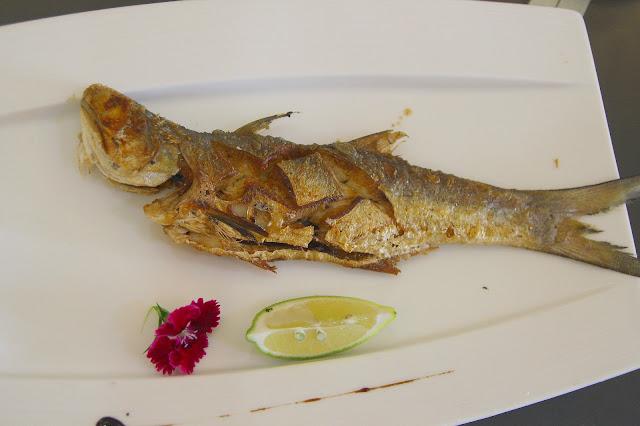 香煎野生午仔魚