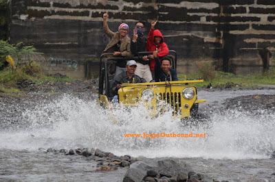 Lava Tour Kaliurang