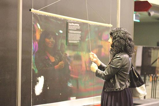 SF Exploratorium After Dark Soap Film Painting Exhibit Date Night